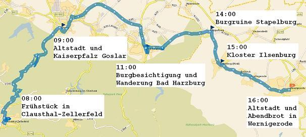 Harztour