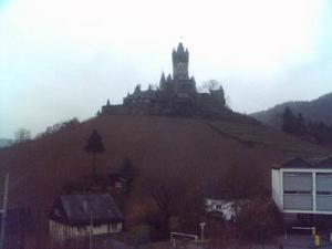 Die Burg, so weit entfernt